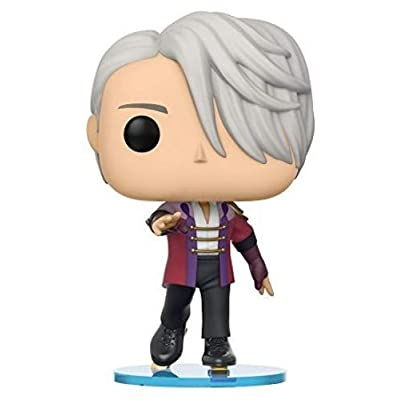 Funko POP Anime: Yuri on Ice Victor (Skate-Wear) Collectible Vinyl Figure: Funko Pop! Anime:: Toys & Games