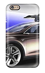 Iphone 6 Case Cover With Shock Absorbent Protective Tesla Model S 14 Case