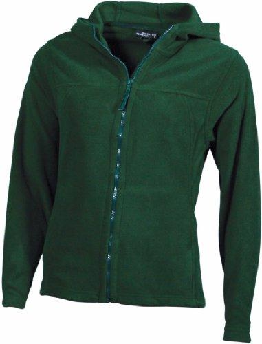Dark Green Jacket Fleece - 3