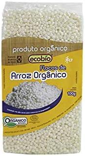 Flocos de Arroz Orgânico Ecobio Produto Orgânico