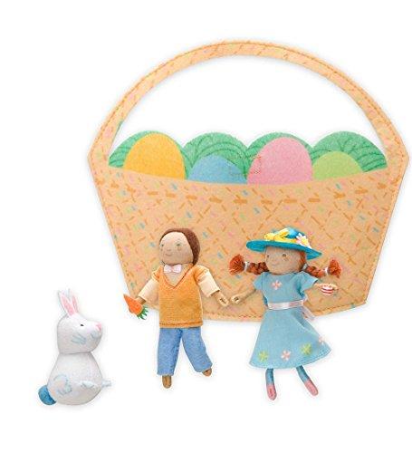 Easter-Pals Playful Pack-Up Penny Dolls