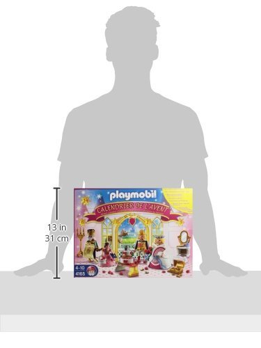 Playmobil Christmas Advent Calendar ''princess wedding'' 4165