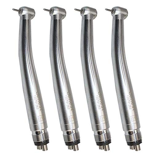 4 PACK NSK TYPE PANA MAX High Speed Handpiece Turbine Standard Head 4hole