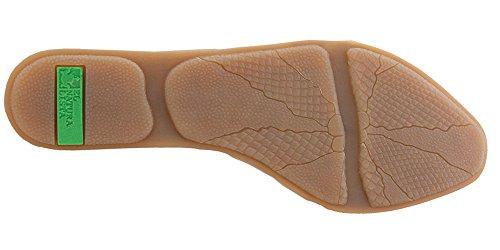 Damen 5201 Sandalen Naturalist Oceaan