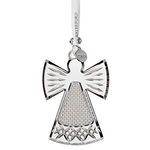 Waterford Crystal Angel Ornament 4.2