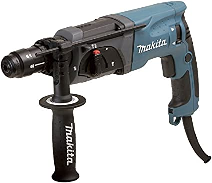 Makita HR2470FT Perforateur burineur SDS plus 780 W et Mandrin interchangeable