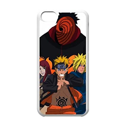 naruto Road To Ninja iPhone 5c Cell Phone Case White Hyjsr ...