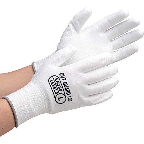 コンチネンタル分散貸すミドリ安全 耐切創性手袋 カットガード 130 L 10双入