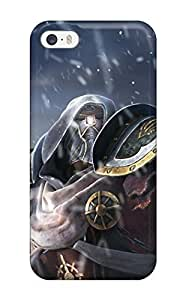 For Iphone 5/5s Tpu Phone Case Cover(lords Of The Fallen ) by Maris's Diary