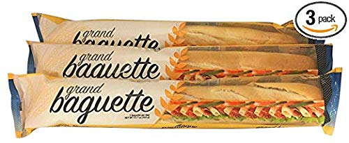 Pagnifique Grand Baguette 12.7 oz. (Pack 3) ()