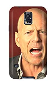 For Galaxy S5 Protector Case Bruce Willis Phone Cover