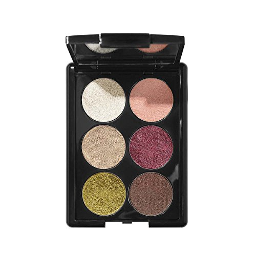 e.l.f. Velvet Touch Eyeshadow Palette 57086 Island Breeze ()