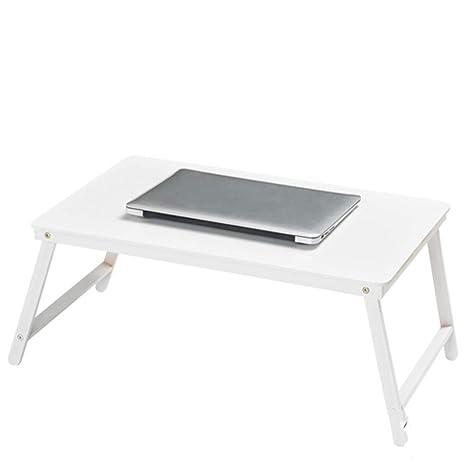 GL-Computer Desk Mesa portátil Plegable PDEEE, Cama portátil ...