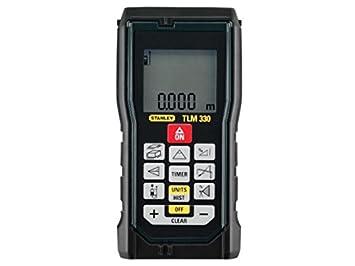 Entfernungsmesser Höhenmesser : Stanleylaserentfernungsmesser tlm flächenmessung volumenmessung