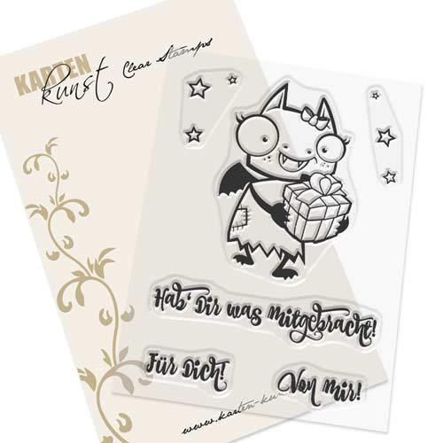 Clear Stamp Juego de sello de goma de - Tarjetas de ...