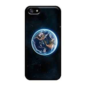 Cute High Quality Iphone 5/5s Earth Planet Case
