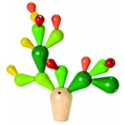 PlanToys Plan Toy Balancing Cactus