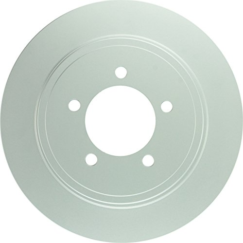 Bosch 20010316 QuietCast Premium Disc Brake Rotor For Ford: 2002-2010 Explorer, 2007-2010 Explorer Sport Trac; Mercury: 2002-2009 Mountaineer; Rear