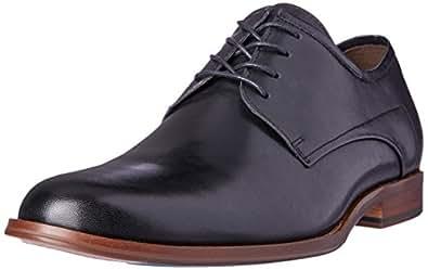 Wild Rhino Men's Eddie Shoes, Black, 9 AU (43 EU)