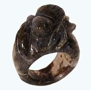 Tibetan Mountain / Spider Ring / Mens Ring