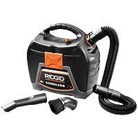 Ridgid 18-volt 3 Gal. Cordless Wet/dry Vacuum (Bare Tool)