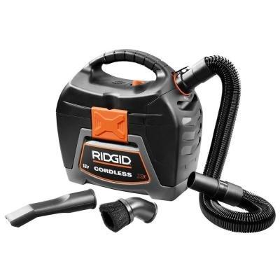 Ridgid 18-volt 3 Gal. Cordless Wet/dry Vacuum (Bare Tool) For Sale