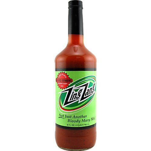 Zing Zang Bloody Mary Mix, 32 oz (Pack of 3)