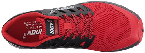 Inov-8 Heren Alle Treinen 215 Sneaker Rood / Zwart