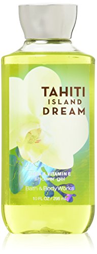 Bath & Body Works Signature Shower Gel 10oz Tahiti Island Dream