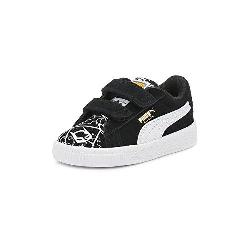 Puma Niñoss Negro Batman Street Zapatillas