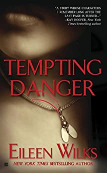 Tempting Danger (World of the Lupi Book 1) by [Wilks, Eileen]
