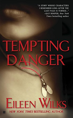 (Tempting Danger (World of the Lupi Book 1))