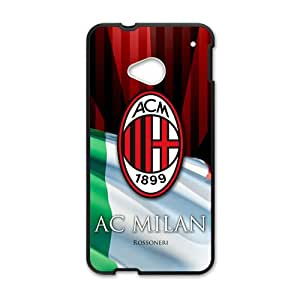 HRMB AC Milan ROSSONERI Cell Phone Case for HTC One M7