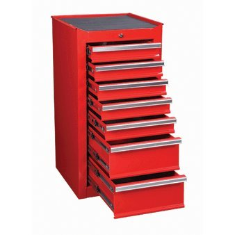 7 Drawer Side Tool Cabinet - 2
