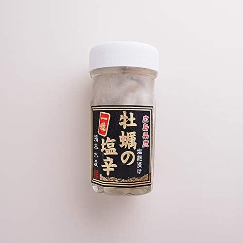 築地魚群 牡蠣の塩辛80g 冷蔵便(冷凍便可)