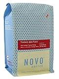 Novo Coffee'Tano Batak Sumatra' Medium Roasted Whole Bean Coffee - 12 Ounce Bag