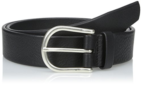 Allen Edmonds Men's Newland Ave Belt, Black, 36