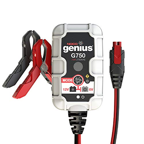 NOCO Genius G750 6V/12V .75 Amp Battery Charger and Maintainer (73 Plymouth Satellite Sebring Plus For Sale)