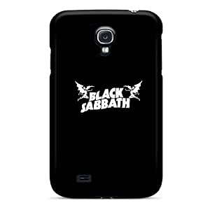 Snap-on Case Designed For Galaxy S4- Black Sabbath