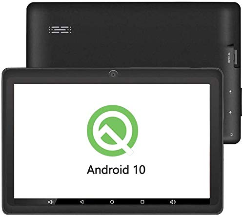 [2020 Newest Android 10.0 OS]7 Inch Tablet,ANTEMPER Kids Toddler Tablet 1024×600 IPS,16GB,Quad-Core,2MP Dual Camera…