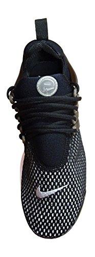 Nike Black/Wolf Grey-White, Zapatillas de Deporte para Niños Negro (Black / Wolf Grey-White)