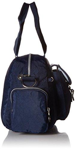 Messenger Handbag Go Bag Lightweight Pocket Everyday Multi Shoulder 1508 Suvelle Navy Crossbody Travel Go axfBTt