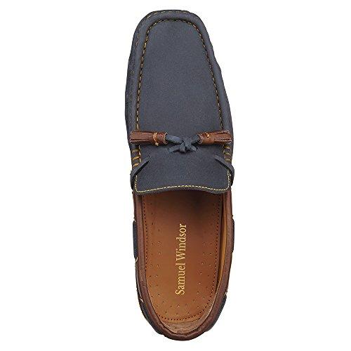 Laufschuh in Braun Handgefertigter On Prestige Marine Slip Leder Windsor Samuel Soft Leder Hellbraun pnfw4zSxq8