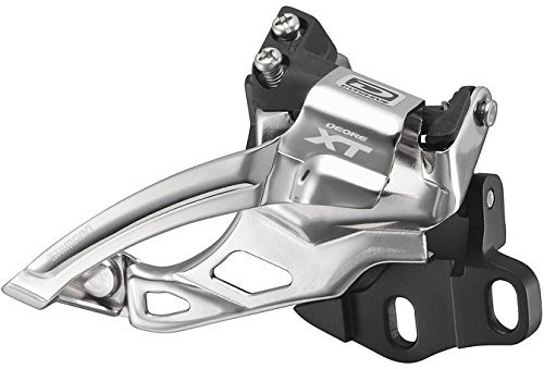 Shimano FD-M785-E2 XT Front Derailleur 2x10 Low-Clamp (Low Clamp Dual Pull)