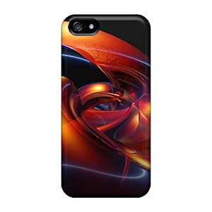Special Design Back Color Abstract Phone Case Cover For Iphone 5/5s