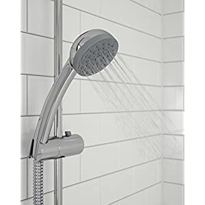 Bristan ZI SHXSMCT C Zing Cool Touch Bar Shower with Single Mode Kit & Standard Connections