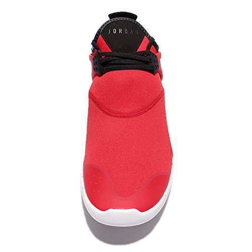 89 University 601 Grey zwart wit White Men's Wolf Red Black Fly Jordan 0qPwECU