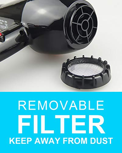 Professional Salon Hair Dryer 2200w Ionic Salon Blow Dryer JOHN Blast Turbo 6900 7