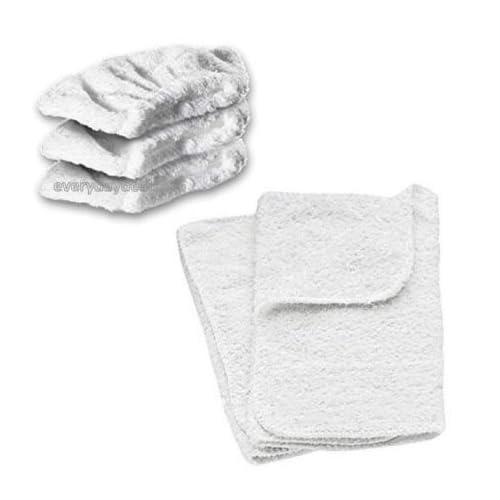 Comme Direct Ltd ? Karcher nettoyeur vapeur Outil ? Main Housse de tissu ?ponge et chiffon de nettoyage Pad