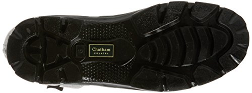 Chatham Moor, Stivali di Gomma Uomo Verde (Green)